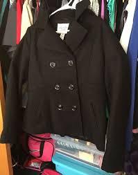 american rag peacoat jacket w removable hood women s xl from macy s for in boise id offerup