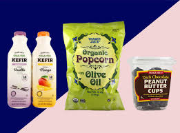 the 11 best healthy packaged snacks at trader joe s