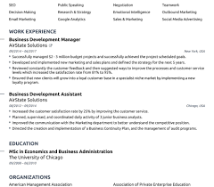 Functional Resume Template Word Radiodignidadorg