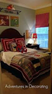 Skylander Bedroom Decor House Tour House Snooping At Adventures In  Decorating Court Skylander Room Decor
