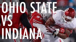 Ohio State Football: OSU vs Indiana ...