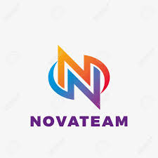 N Logo Design Vector Abstract Letter N Logo Abstract Business Logo Design Template