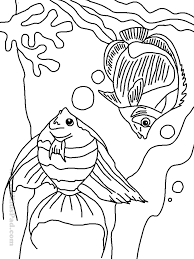 Ocean Animal Coloring Pages #4927 - 768×1024   Free Printable ...