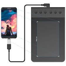 XP Bút Ngôi Sao G640S 6.5X4 ''Máy Tính Bảng Vẽ Đồ Họa Máy Tính Bảng Vẽ Có  Bút Cảm Ứng Viên Cho OSU! Với Bút Stylus 8192 Áp Suất Cho Android Digital  Tablets