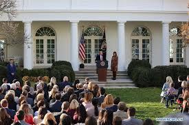 National Thanksgiving Turkey Pardoning Ceremony Held In