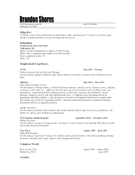 Quality Assurance Resume Objective Sample Insurance Resume Objective Examples Dadajius 53