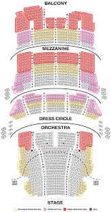 Cibc Seating Chart With Seat Numbers
