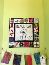 Quilt Shop Review – Black Cat Quilt Shop, Holden MA | Pink Robin ... & This is a great quilt shop that offers a lot of variety. The shop owner,  Dyanne, is absolutely delightful and will do anything she can to help you. Adamdwight.com