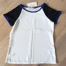 Pinc Premium Size Chart Pinc Premium Boutique Girls White Black Blue Rayon Fancy