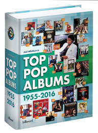 Top Pop Albums 1955 2016 Joel Whitburns Record Research