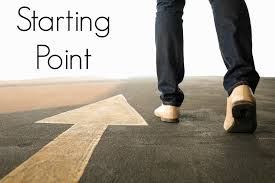 Image result for starting point