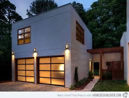 garage with office above. 15 detached modern and contemporary garage design inspiration with office above e