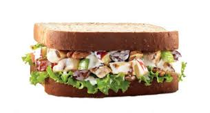 arbys pecan en salad sandwich