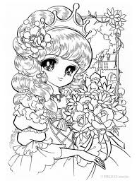 Small Picture 57 best Japanese Anime Coloring Pages images on Pinterest Adult