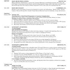 Harvard Resume Sampleusiness Review Undergraduate Llm Legal Samples ...