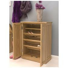 conran solid oak hidden home office. Conran Solid Oak Furniture Shoe Storage Cabinet Rack: Amazon.co.uk: Kitchen  \u0026 Home Conran Hidden Home Office Y