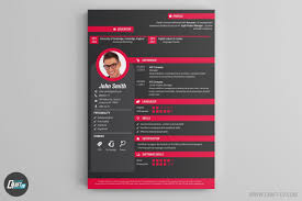 Template Best Free Resume Templates In Psd And Ai 2017 Colorlib