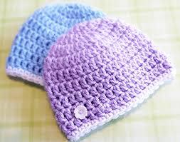 Crochet Newborn Hat Pattern Inspiration Newborn Charity Hat Crochet Pattern Little Monkeys Crochet