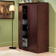 traditional cherrywood locking storage cabinet south s furniture