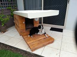 Wood Pallet House Cool Wood Pallet Dog House