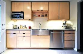 painting old cabinets plywood kitchen