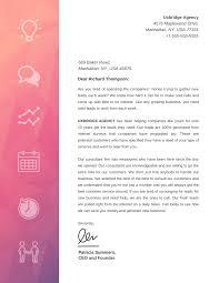 15 Professional Business Letterhead Templates And Design Ideas