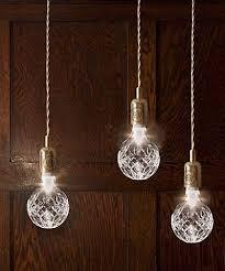 lighting cut glass bulb lifestyle