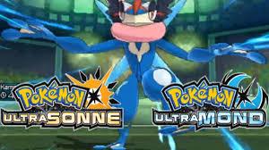 Pokemon Ultrasonne & Ultramond