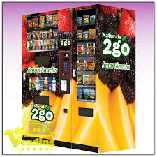 Vending Machines Healthy Custom Seaga N48G48 Healthy Combo Vending Machine Vending Machines The
