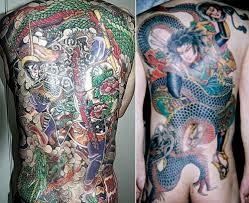 татуировки якудза яплакалъ