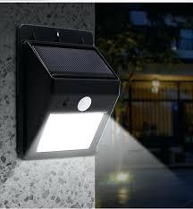 solar powered light outdoor led solar lights solar powered motion sensor light wireless security lights outside solar powered light outdoor 3 led