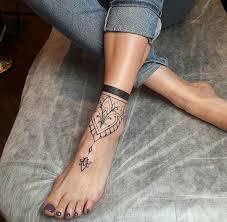 Tatuaggi Cavigliera Foto Di Tattoo Da Fare Sulla Caviglia A Cui