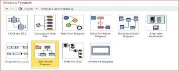 uml class diagram in  steps using microsoft visio uml model diagram