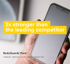 <b>Tempered Glass Screen Protectors</b> | BodyGuardz®