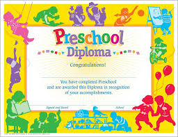 Preschool Graduation Certificate Editable Preschool Graduation Certificate Editable Vatozatozdevelopmentco