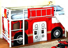 fire trucks crib bedding truck bedroom set fire engine bunk beds fireman boys firetruck bunk bed fire trucks crib bedding
