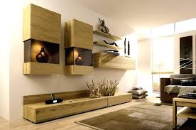 cabinets flat screen wall with doors