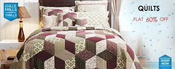 Snapdeal: upto 75% off on blankets and quilts | Online Shopping ... & http://www.snapdeal.com/product/skilin-single-bed-fleeced-blanket/1169092317?pos=71;961  worth 2499@599 Adamdwight.com