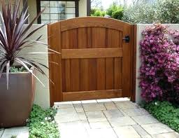 garden gates and fences. Garden Gates And Fences Home Ideas For Everyone Modern Wood Intended 12 .