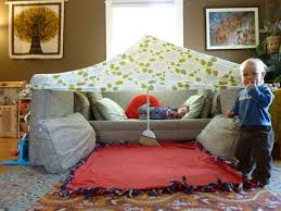 Indoor Forts Down Time