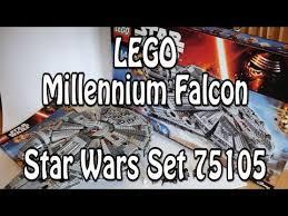 Lego Star Wars Millennium Falcon 75105 Instructions