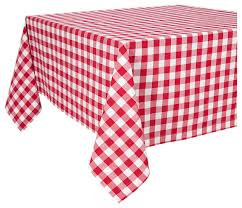 buffalo check 60 round tablecloth farmhouse tablecloths by kaf home