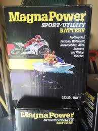 Magna Power Battery Application Chart Magna Power Sport Utility Batteries 5 X For Sale In Denver Co Offerup