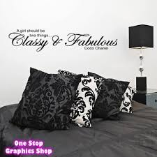 1stop graphics shop classy fabulous wall art quote sticker 60cm coco chanel bedroom on wall art quote stickers uk with 1stop graphics shop classy fabulous wall art quote sticker 60cm