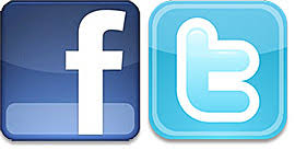 facebook and twitter logo jpg. Plain Jpg With Facebook And Twitter Logo Jpg W