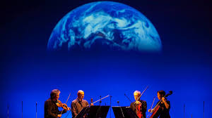 <b>Kronos Quartet</b> Explores Sounds from Space with Terry Riley's 'Sun ...