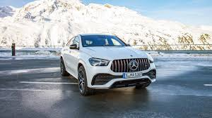 The newly designed front with a stylish diamond grille and tyres of up to 22 inches in size provide for added verve and presence. 2021 Mercedes Amg Gle 53 Coupe Review Expert Reviews Autotrader Ca