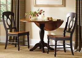 Drop Leaf Round Dining Table Dining Set With Leaf Plain Ideas Drop Leaf Dining Table Set