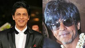 king of bollywood shah rukh khan has a big fan circle he at the age of 49 still looks very young but the image snapped without makeup reveals the secret