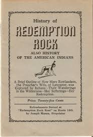 redemption rock through the ages